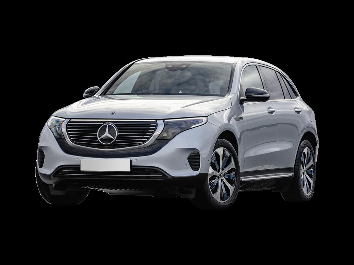 Mercedes-Benz EQC lease