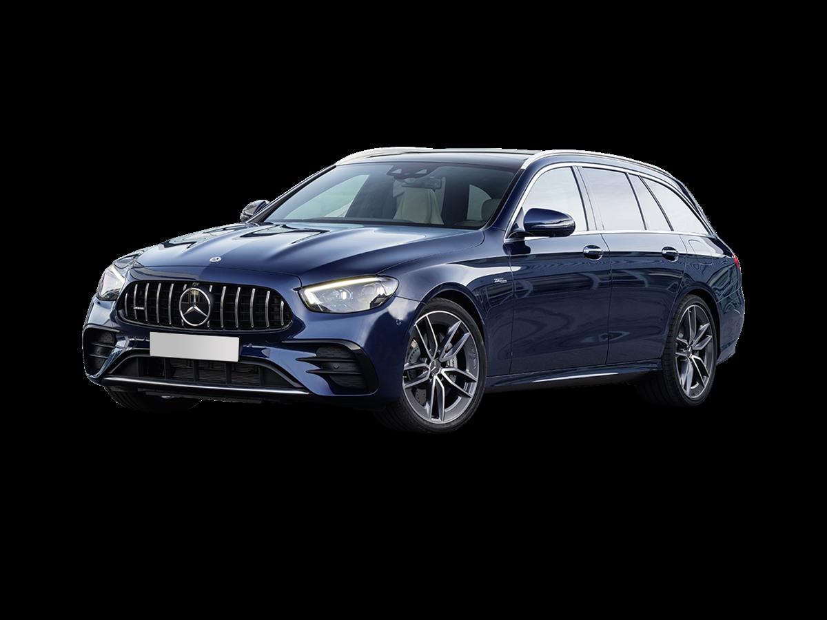 Mercedes-Benz E-estate lease