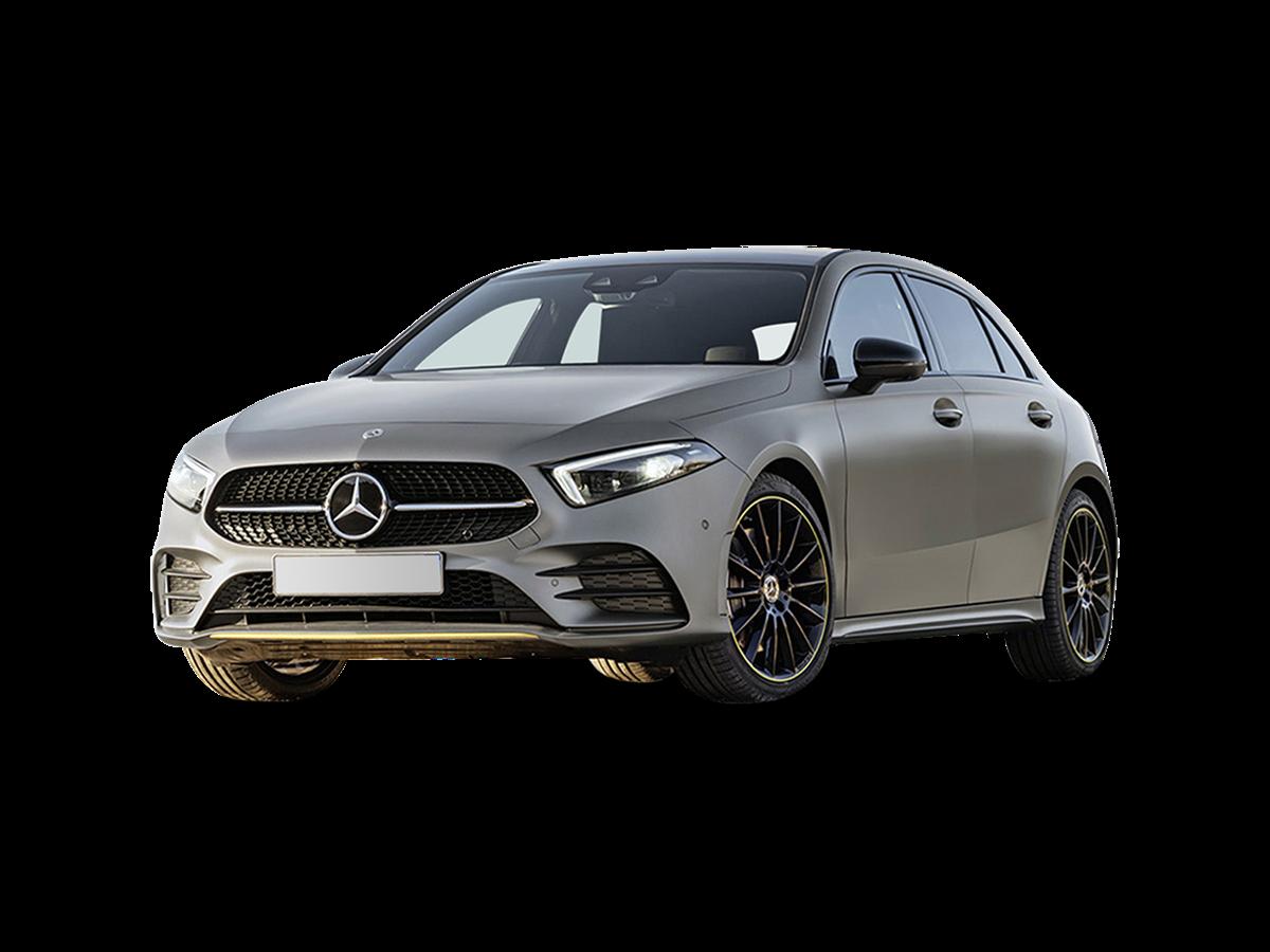 Mercedes-Benz A-klasse lease