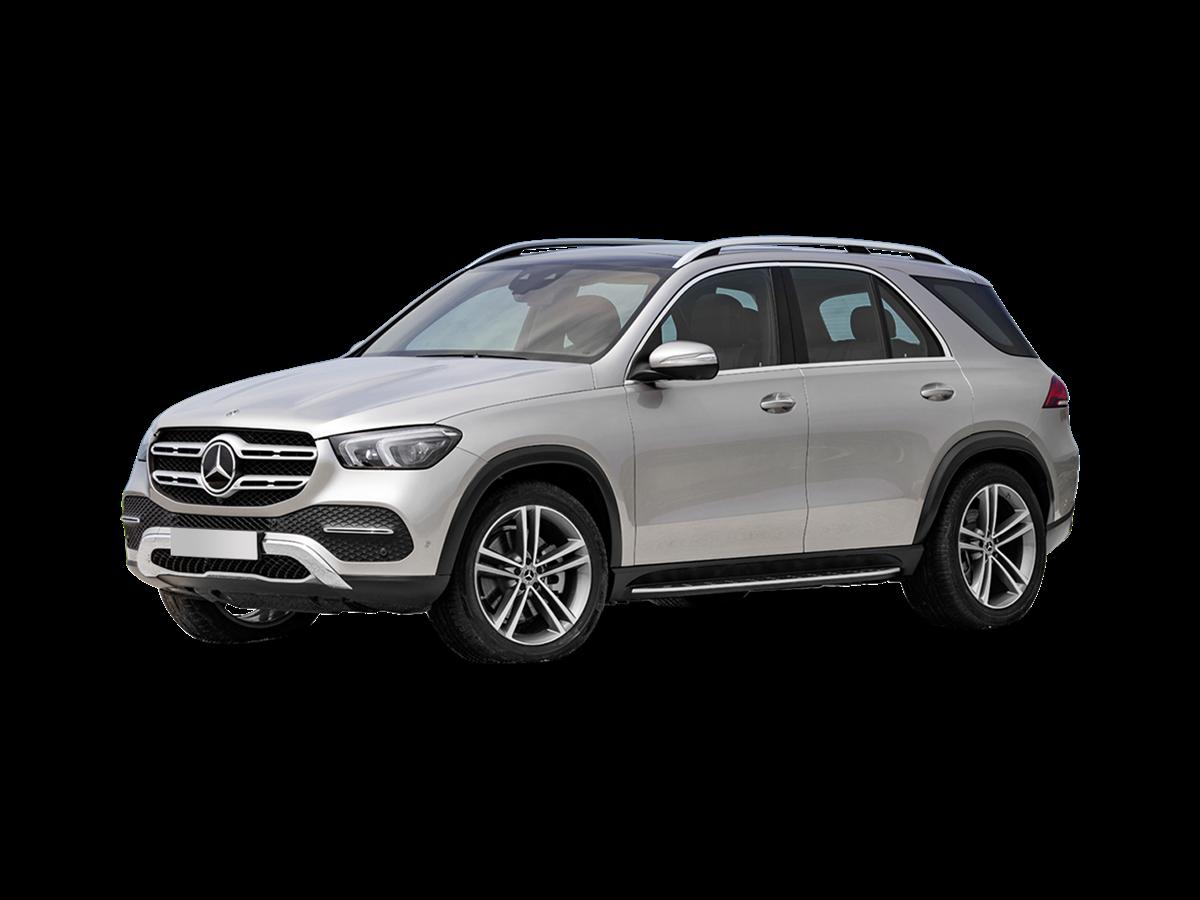 Mercedes-Benz GLE-klasse lease