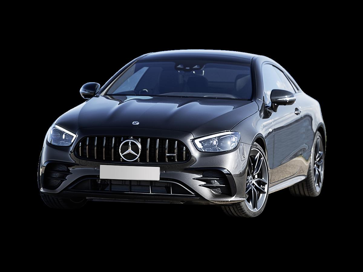 Mercedes-Benz E-coupe lease