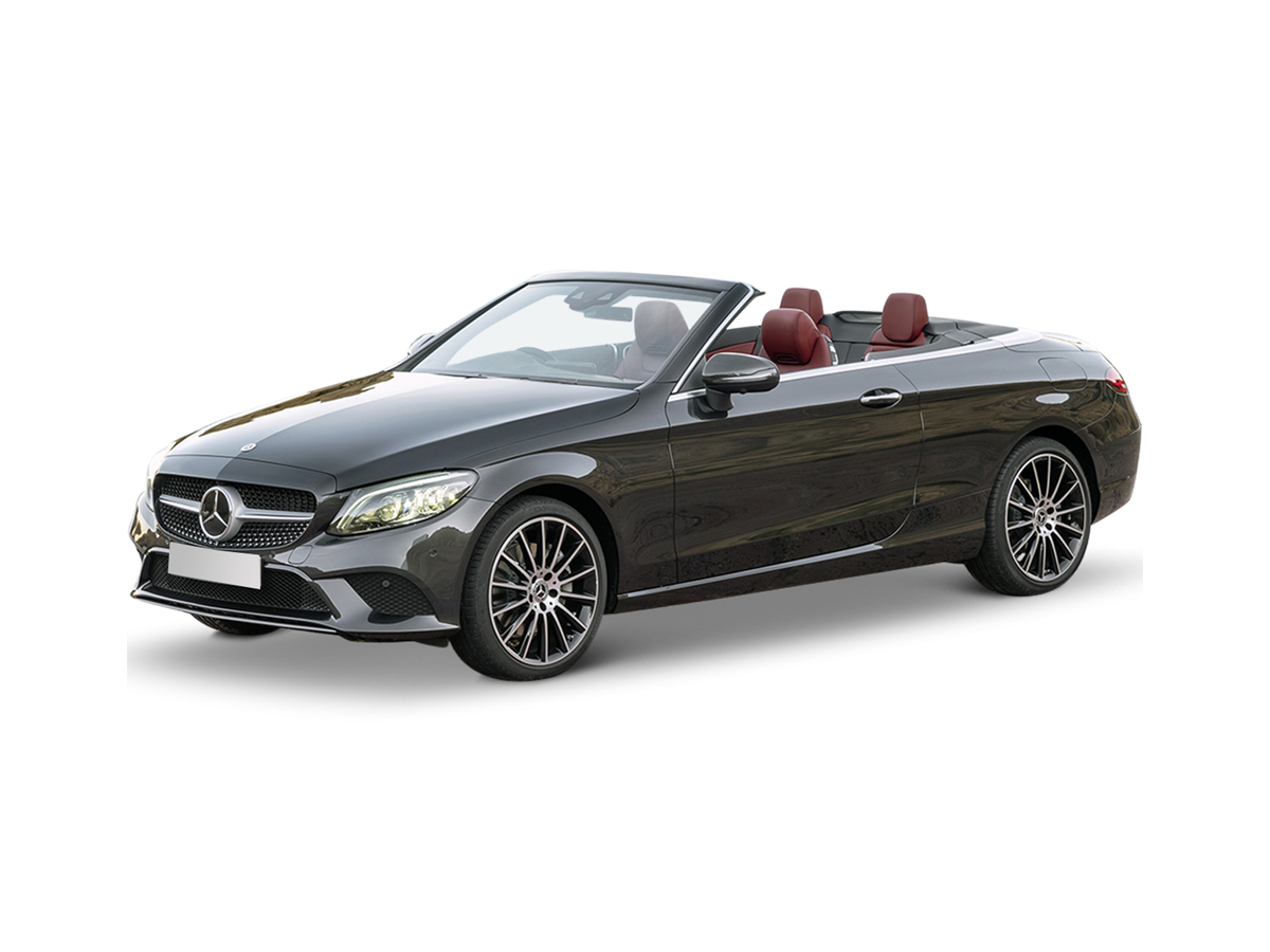 Mercedes-Benz C-cabrio lease