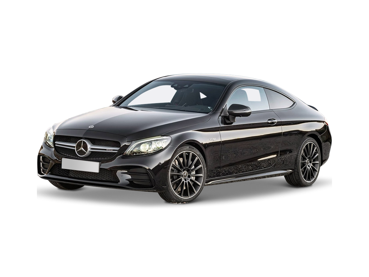 Mercedes-Benz C-coupe lease