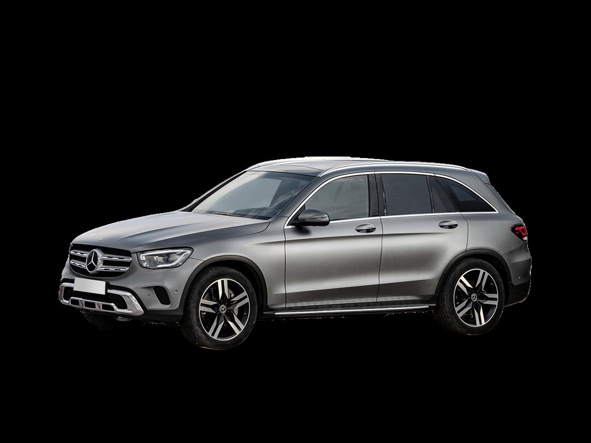 Mercedes-Benz GLC-klasse lease