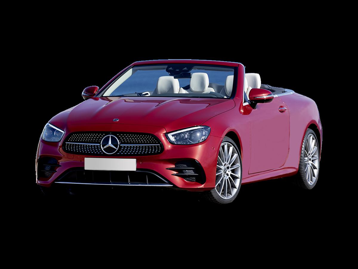 Mercedes-Benz E-cabrio lease