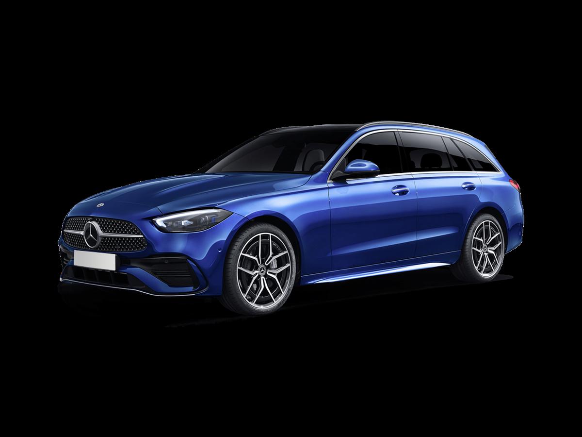 Mercedes-Benz C-estate lease