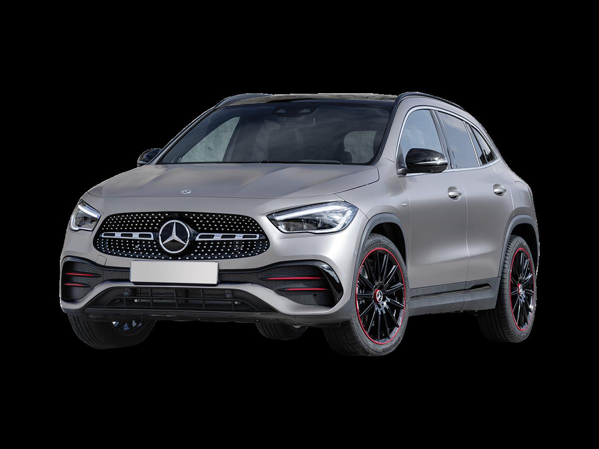 Mercedes-Benz GLA lease