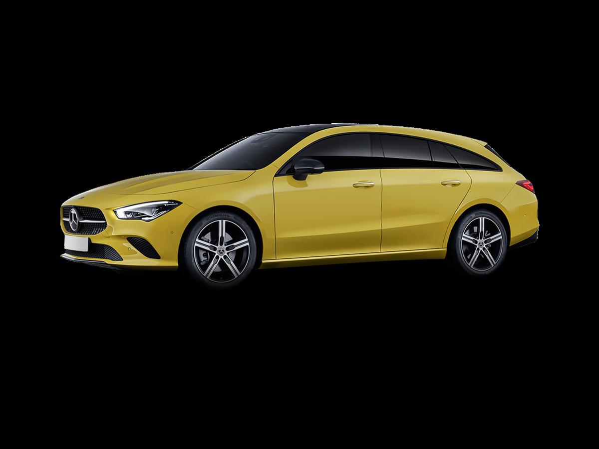 Mercedes-Benz CLA Shooting Brake lease