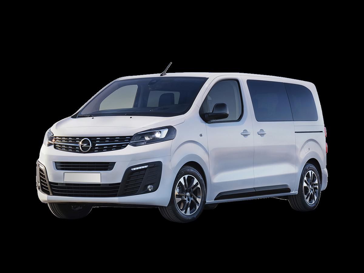 Opel Zafira Life lease