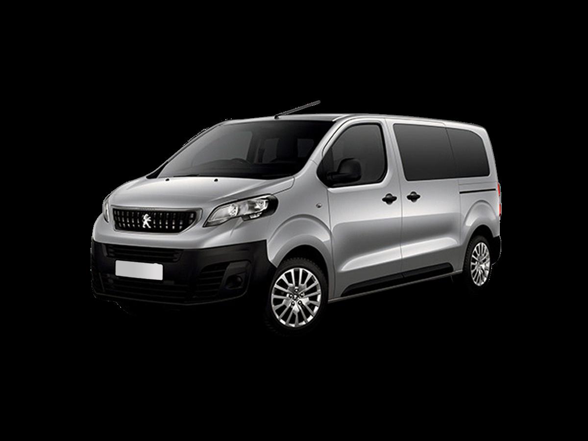 Peugeot Expert Combi lease