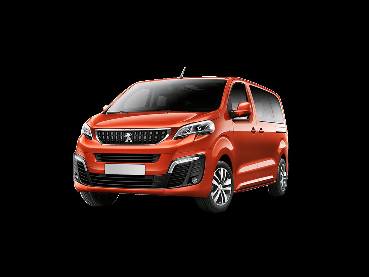Peugeot Traveller lease