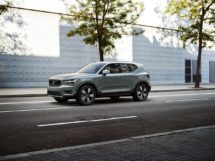 Volvo XC40 70kWh ev plus pro electric 170kW geartronic aut