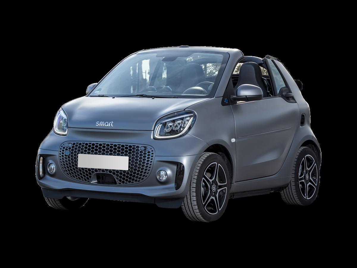 Smart Fortwo EQ cabrio lease