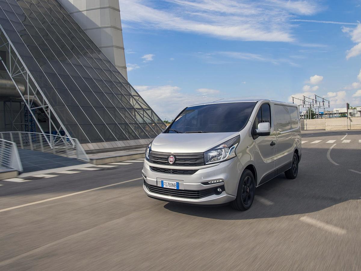 Fiat Talento lease