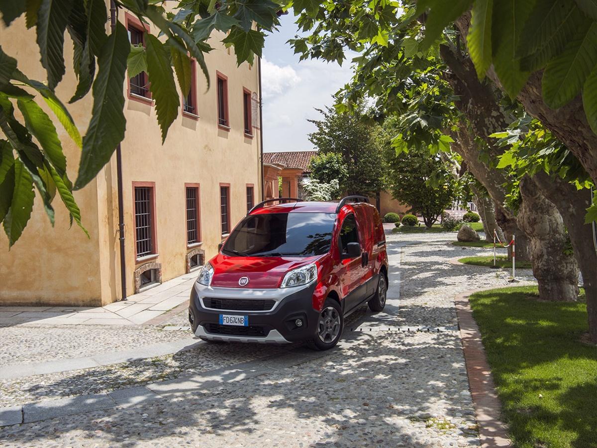 Fiat Fiorino lease