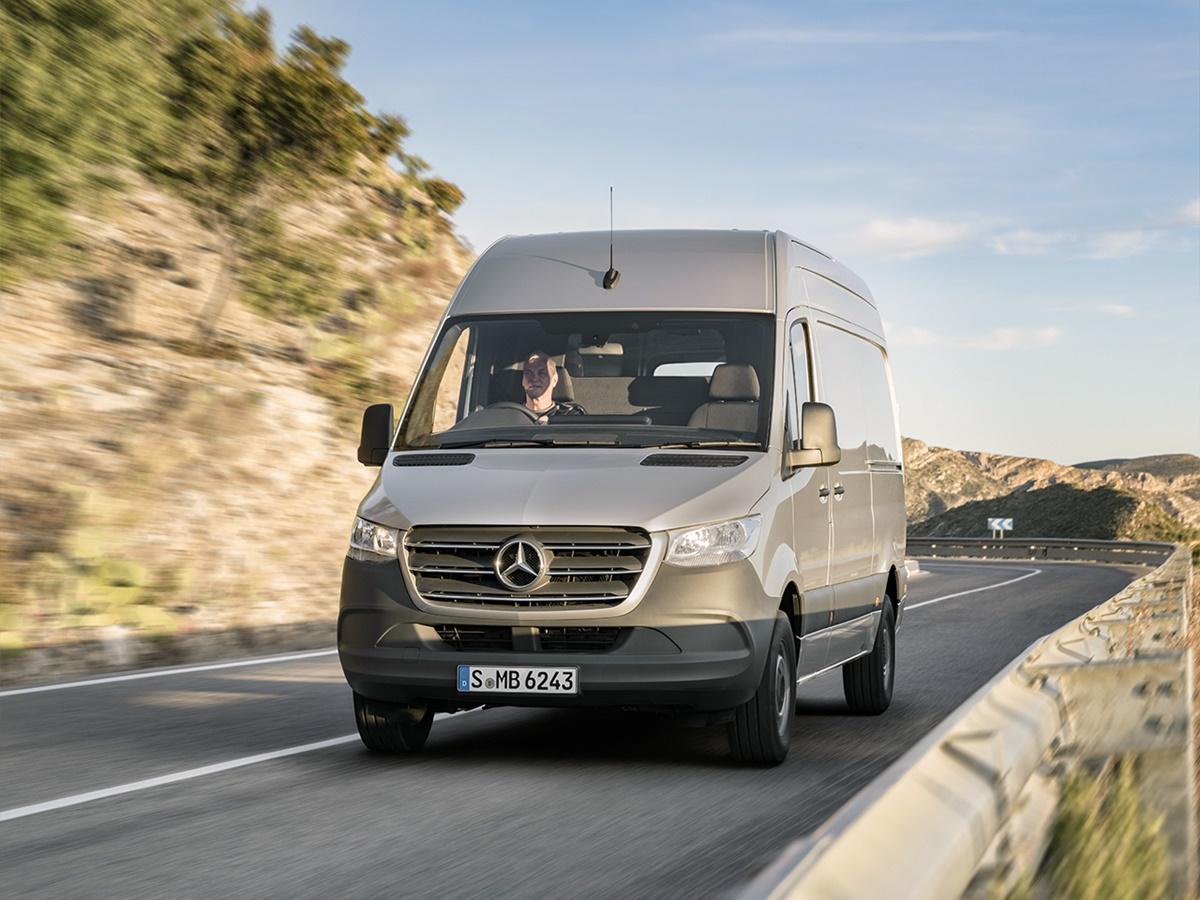 Mercedes-Benz Sprinter lease