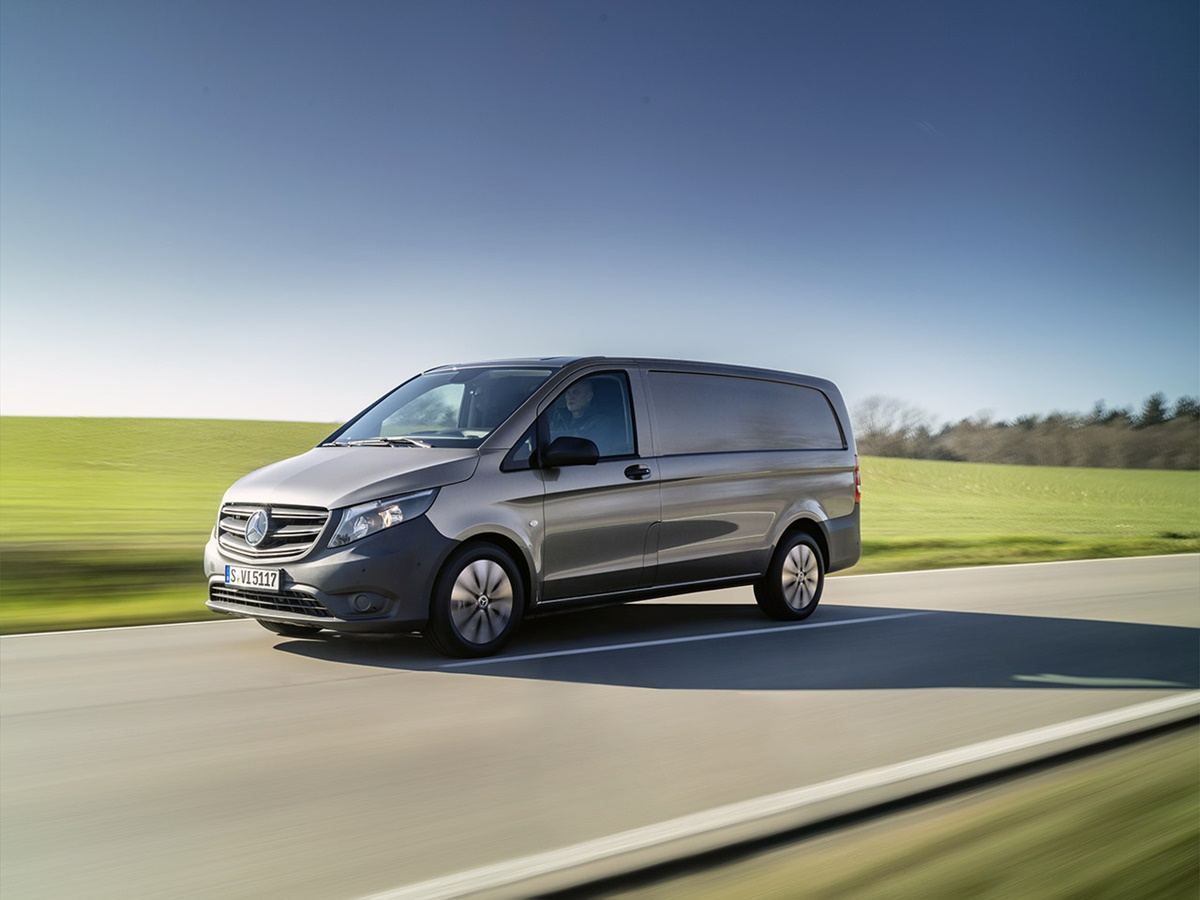 Mercedes-Benz Vito lease
