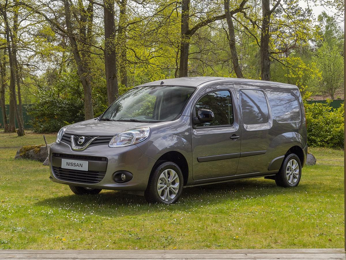 Nissan NV250 VAN lease