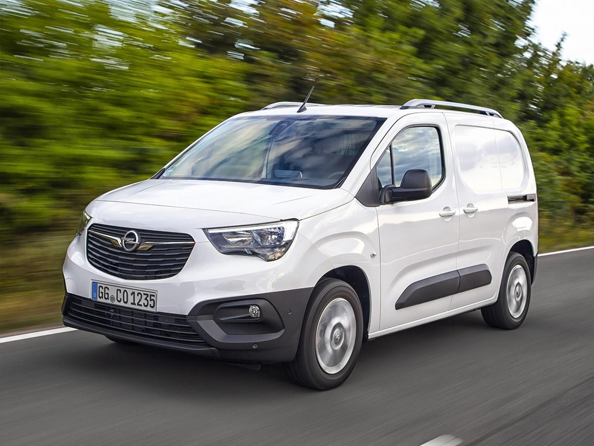 Opel Combo lease