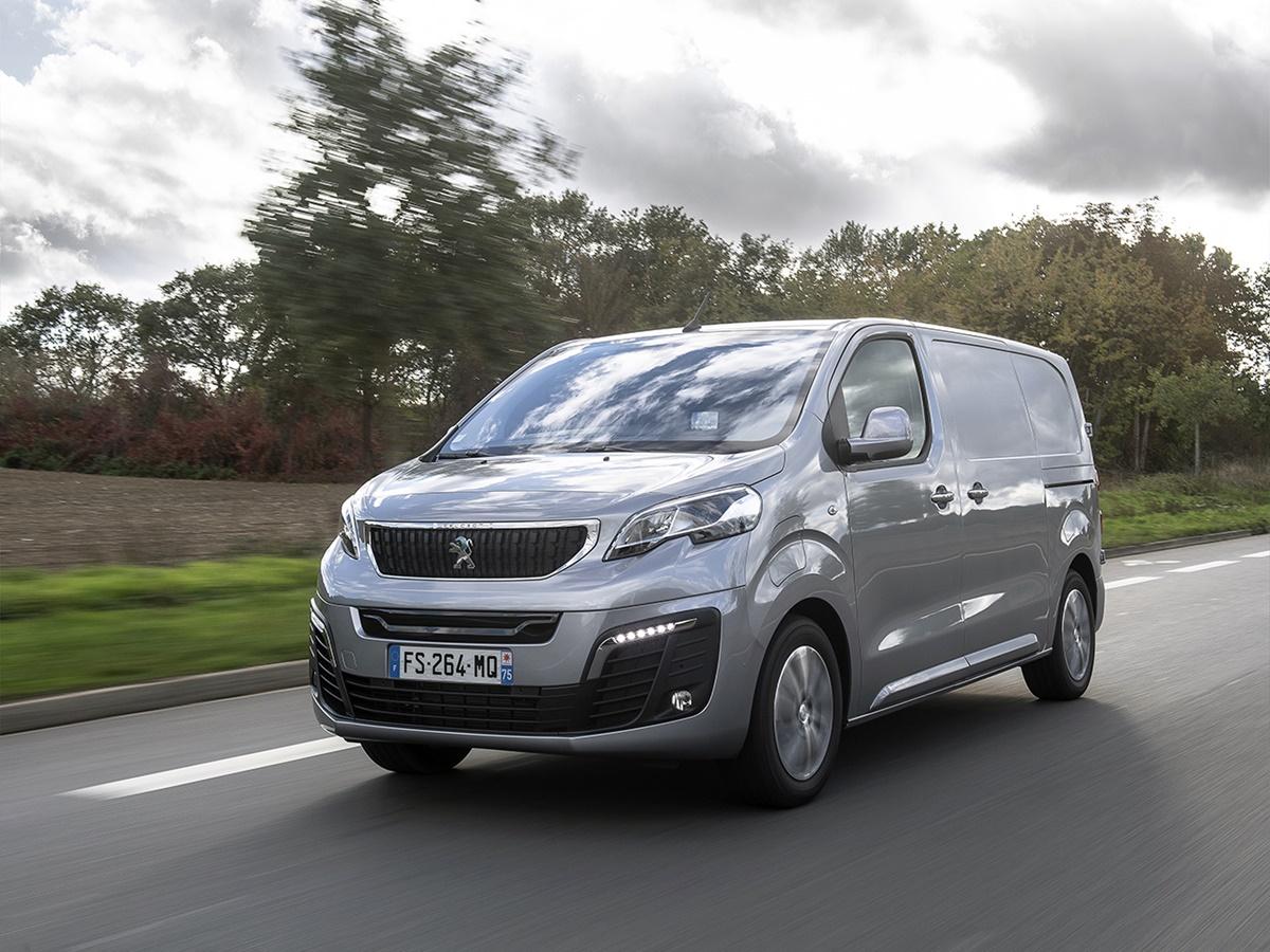 Peugeot Expert lease