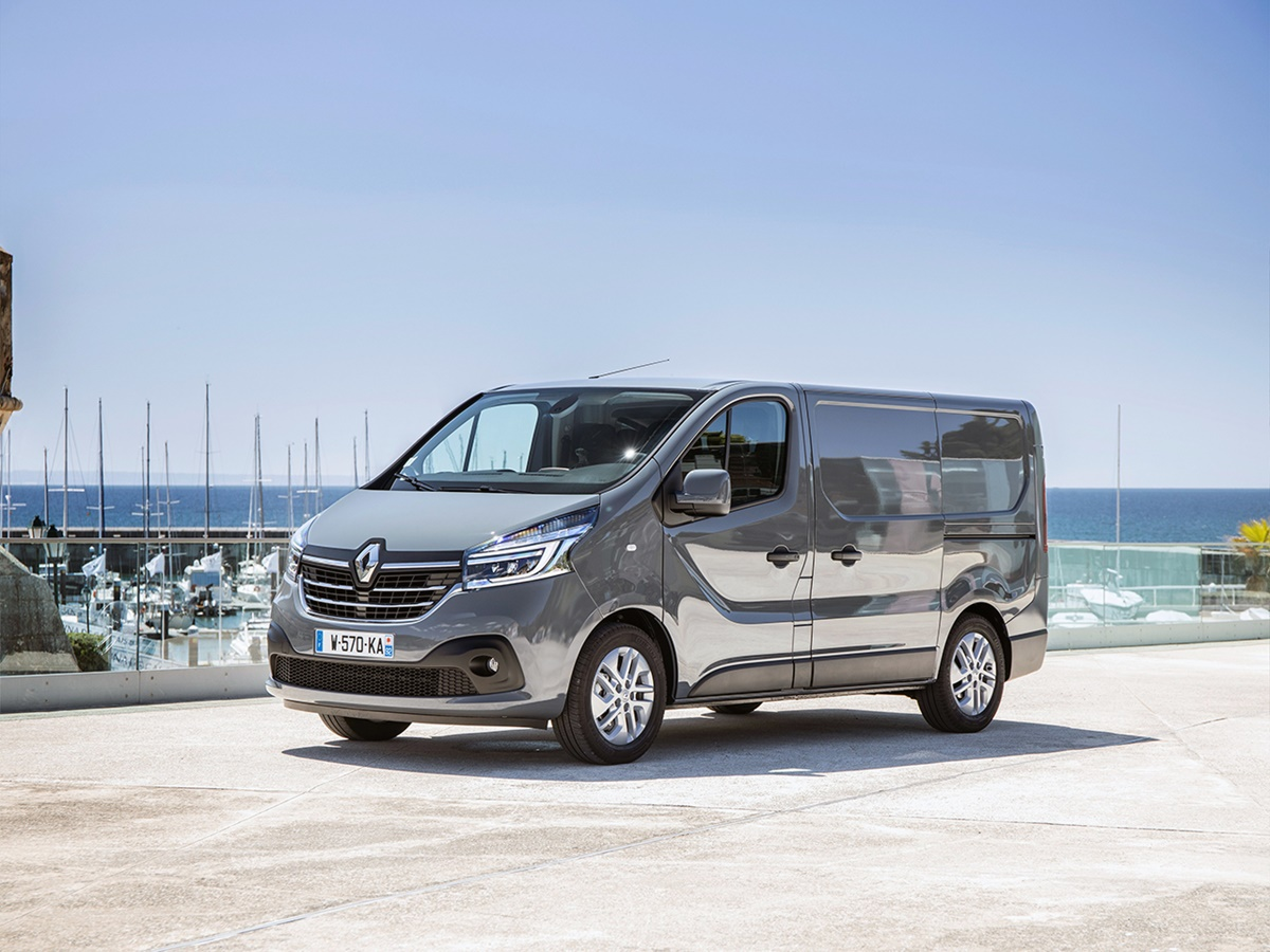 Renault Trafic lease