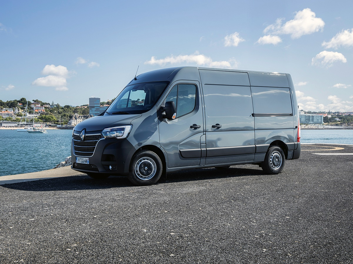Renault Master lease