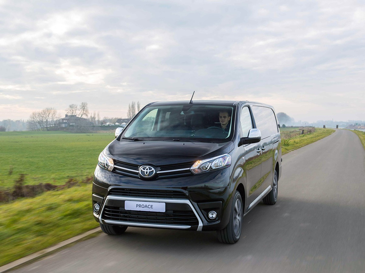 Toyota ProAce lease