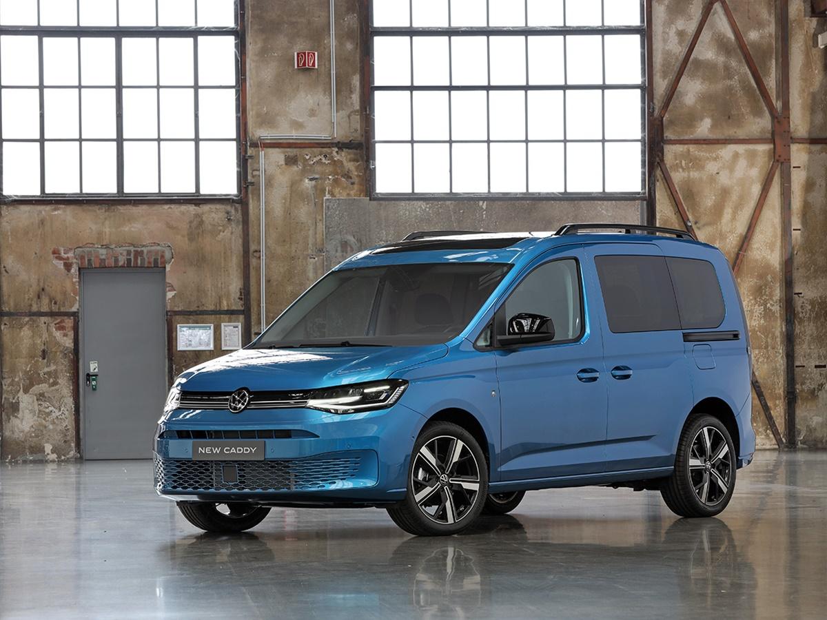 Volkswagen Caddy Cargo lease